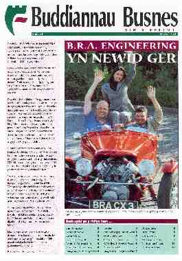 Miss Wales BRA Engineering