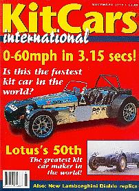 Kit Cars International magazine