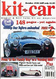 KitCar magazine BRA CV3