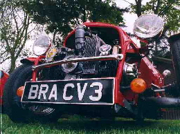 BRA Citroen 2CV powered  CV3