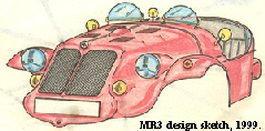 BRA MR3 Mk2 design sketch