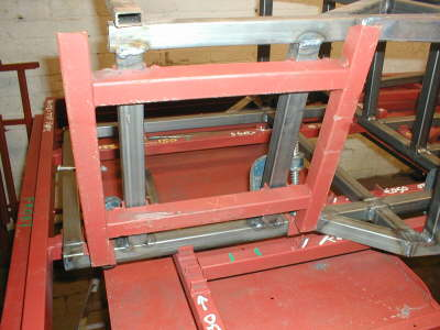 CX3 chassis jig26